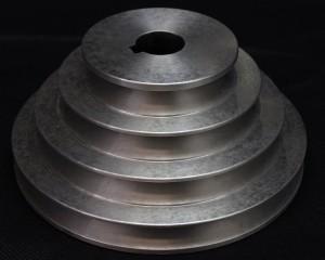 Aluminium Pulleys